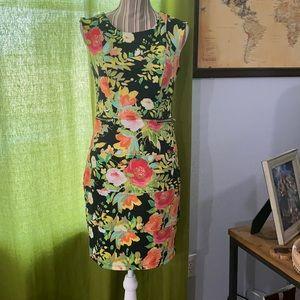 2/$15 Enfocus Studio Spring dress floral